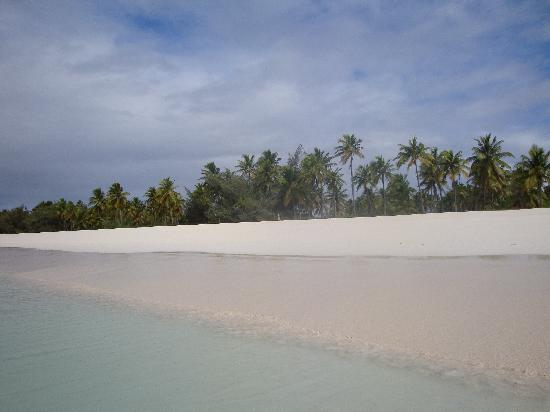 New Caledonia: Plage paradisiaque à OUVEA