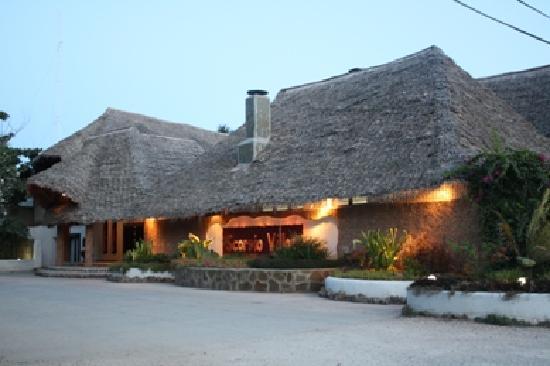 Scorpio Villas: Hotel Entrance