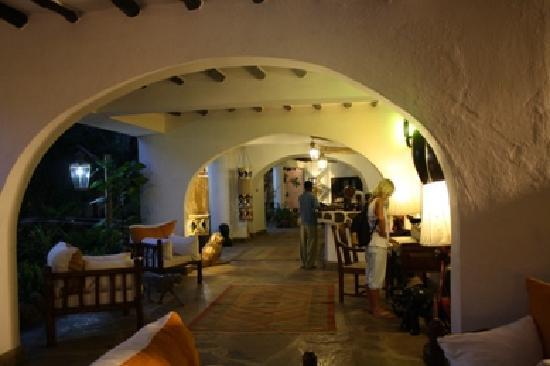 Scorpio Villas: Loby