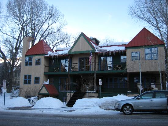 Hotel Lenado in January 2009