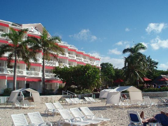 Royal Decameron Montego Beach : L'hotel en gros