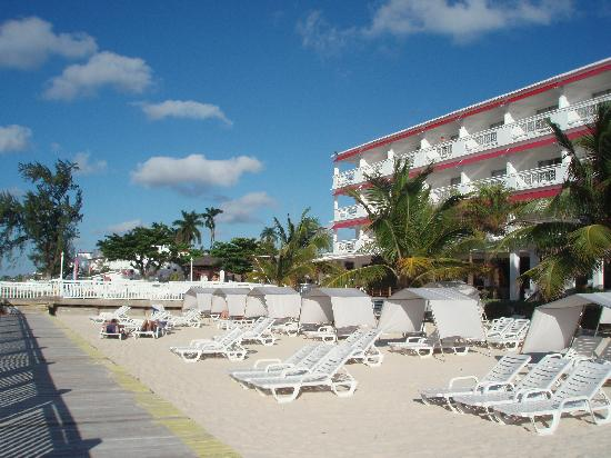 Royal Decameron Montego Beach : l'hotel de l'autre sens
