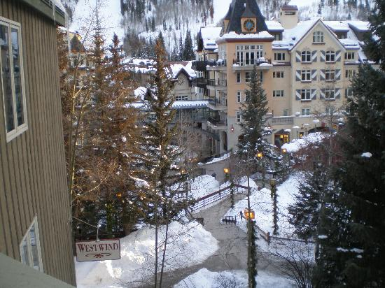 Westwind at Vail: Another view from room