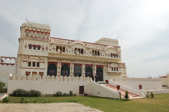 Surajgarh Fort main building