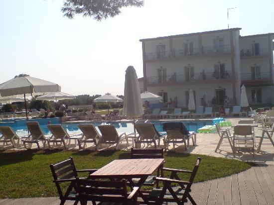 Nostos Hotel: Nostos Pool