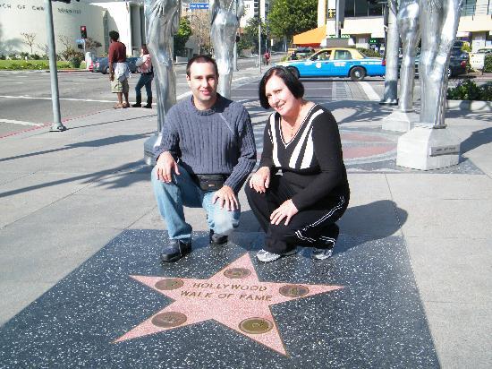 Riviera Beach Spa Resort: Mom and I - Hollywood