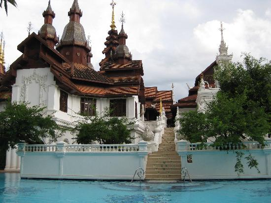 The Dhara Dhevi Chiang Mai: Main Building