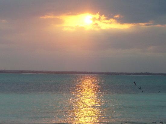 Zanzíbar, Tanzania: Michamwi tramonto
