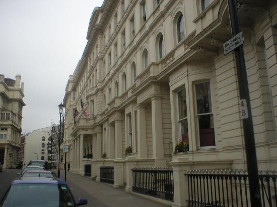 Corus Hyde Park Hotel London Uk