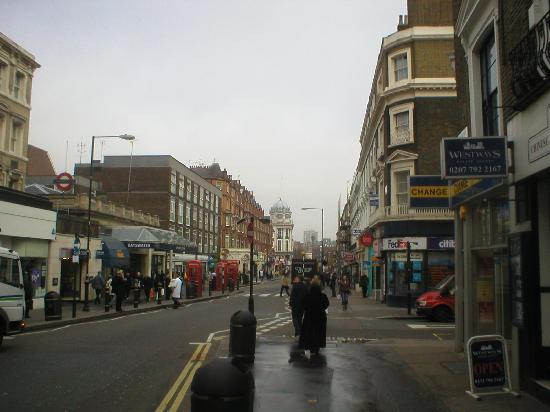 Hotel Londres Queensway