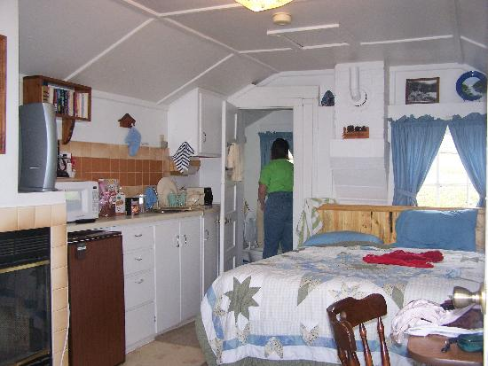 Colorado Cottages: Inside of the Timberline