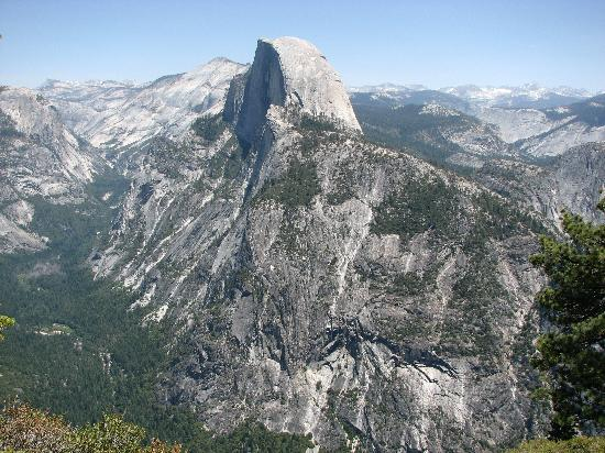 Yosemite's A Haven of Rest Bed & Breakfast: Glacier Point