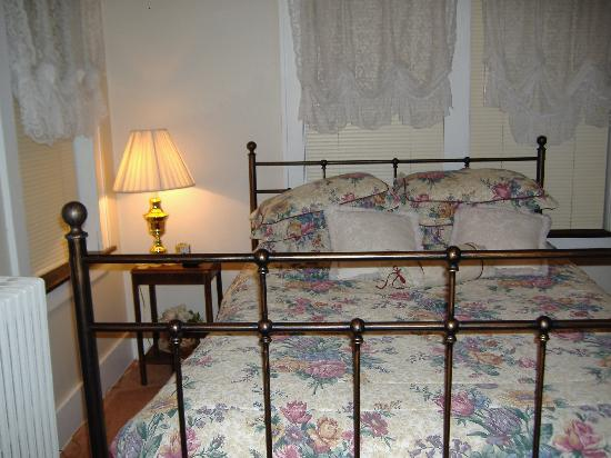 Deutsche Strasse Bed & Breakfast: Awesome Bed!