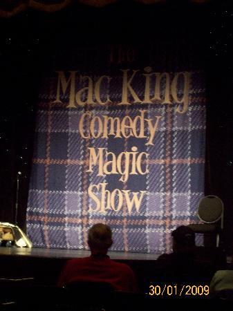 Mac King Comedy Magic Show: Mac King Comedy/Magic Show