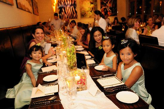 Caribbean Club: Luca restaurant