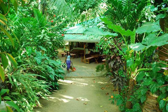 KokosNuss Garden Resort: entranceway