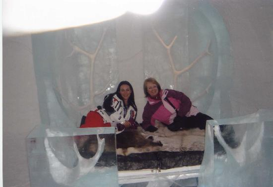 Ice Room Ice Hotel Sweden Picture Of Levi Lapland