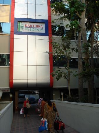 Cochin - Karthika Residency