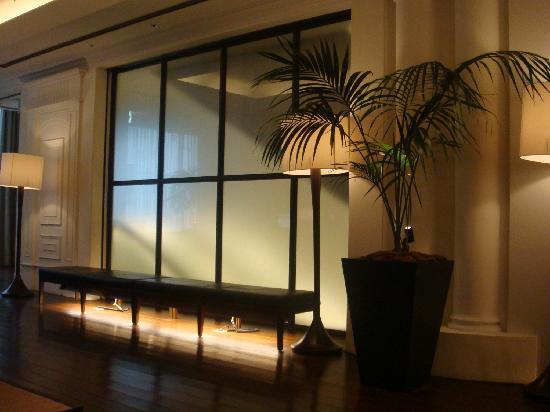 Dojima Hotel: Lobby