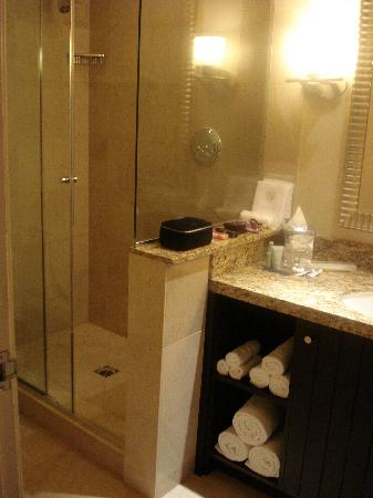 The Beverly Hilton: bathroom