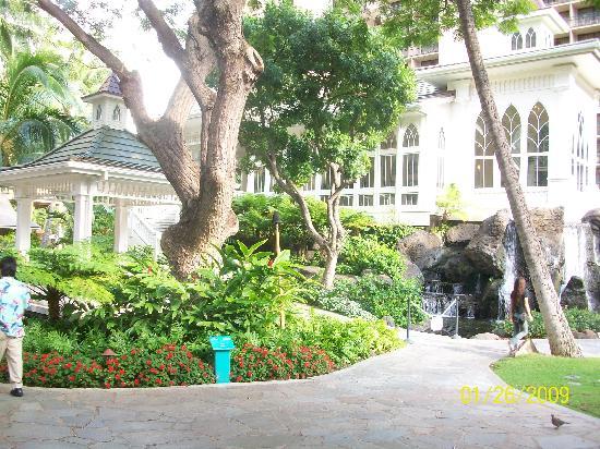 Hilton Hawaiian Village Waikiki Beach Resort A Church At Hhv