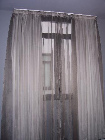 ventana de la habitacion