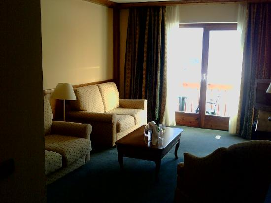 Sport Hotel Village: habitación