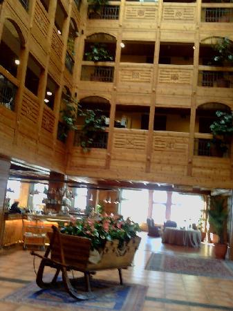 Sport Hotel Village: hall