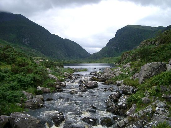 Killarney, Irlande : The Gap of Dunloe