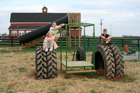 Kid Corral Play Area