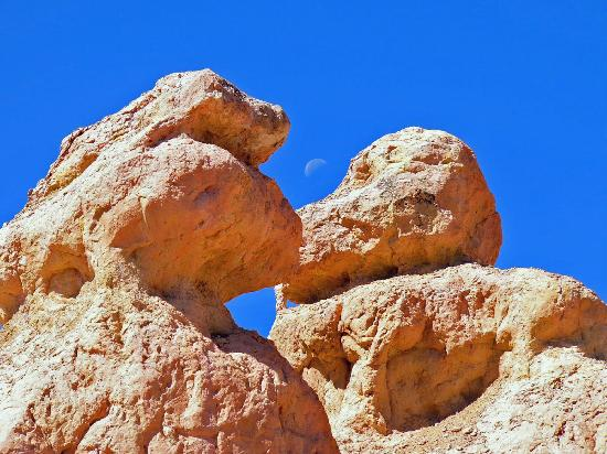 Utah: Arches NP, More Kissing