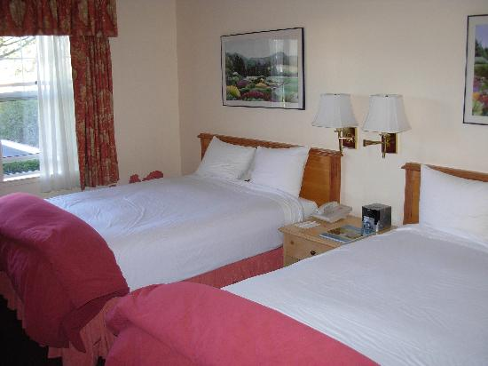 Best Western Plus Elm House Inn : Our double queen room