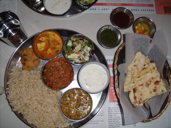 Photo of Indian Restaurant Ayurveda Cafe at 706 Amsterdam Ave, New York, NY 10025, United States