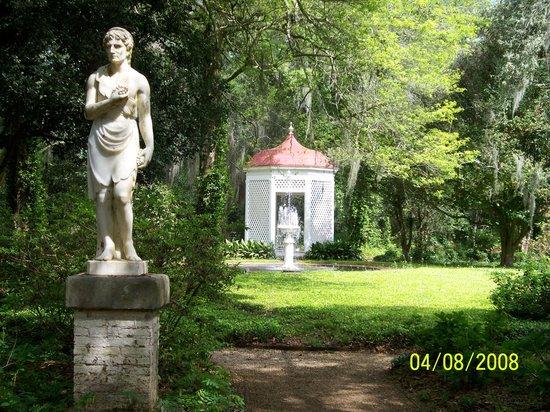 Saint Francisville, Луизиана: Rosedown Gardens