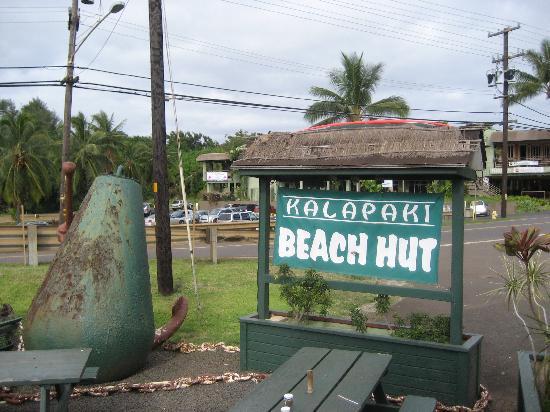 Kalapaki Beach Hut Kauai