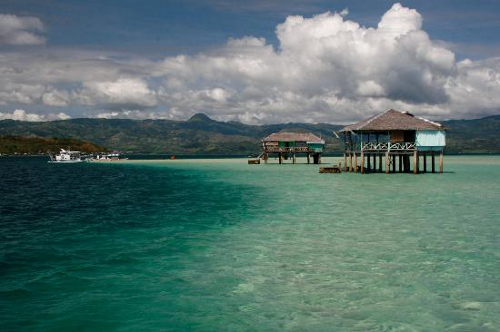 Dauin, Filipinas: sand bar