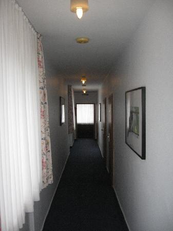 Schaefers Hotel: Das ist der Flur