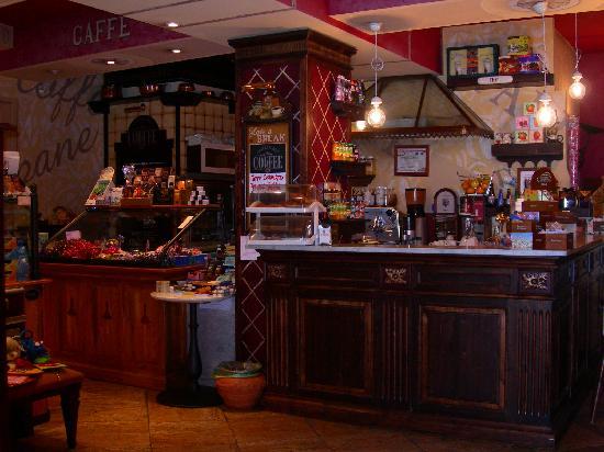 La caffetteria foto di spallaforte specialita for Immagini caffetteria