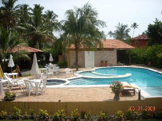 Pousada Villa Marraro: bonita piscina