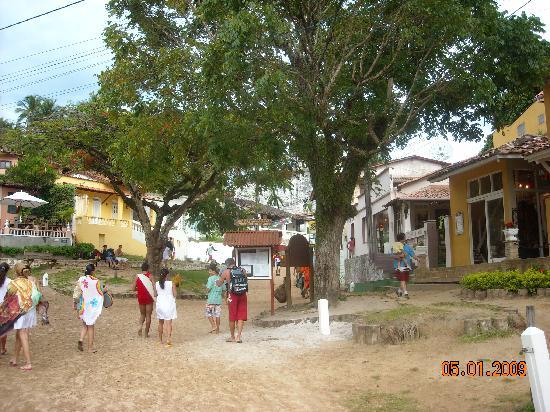 Pousada Villa Marraro: el pueblo - morro Sau Pablo