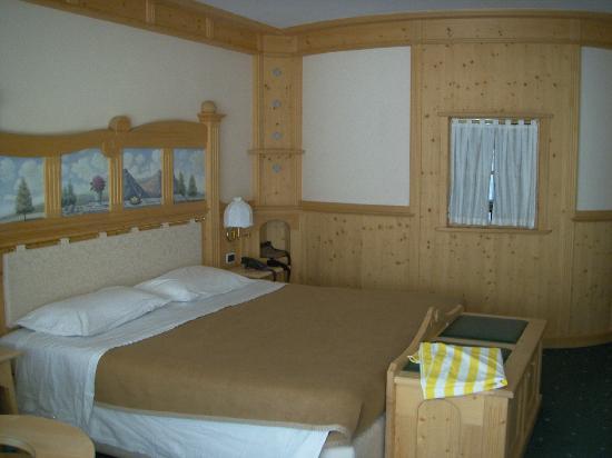 Hotel Adler Dolomiti Spa & Sport Resort: la nostra camera