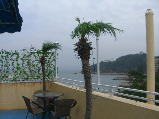 Cheung Chau B & B: Top of B&B (5/f)