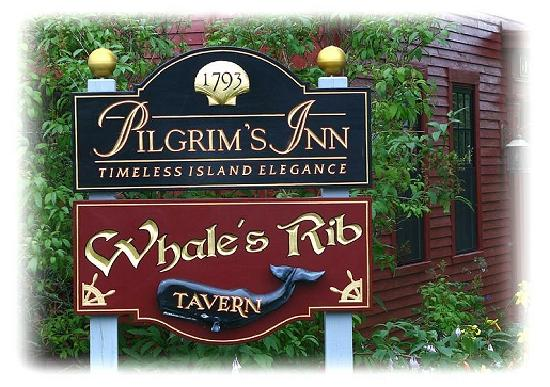 Pilgrim's Inn: Here we are