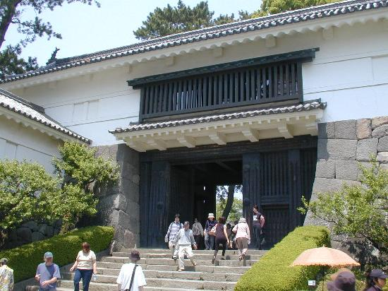 Odawara, Japan: Gate to the Castle