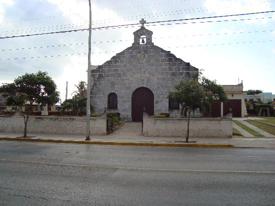 Varadero, Cuba: Church in town