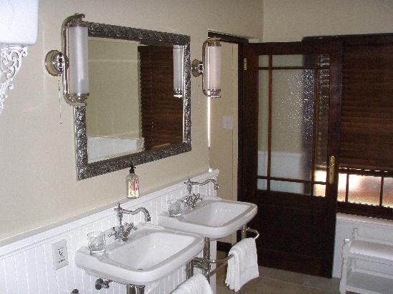 Schoone Oordt Country House: Bathroom