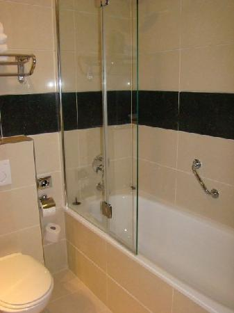 BEST WESTERN Blue Square Hotel: Our bathroom