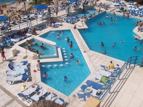 Hotel Casablanca: outdoor pools