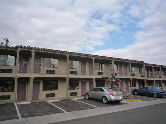 BEST WESTERN Desert Villa Inn: l'hôtel