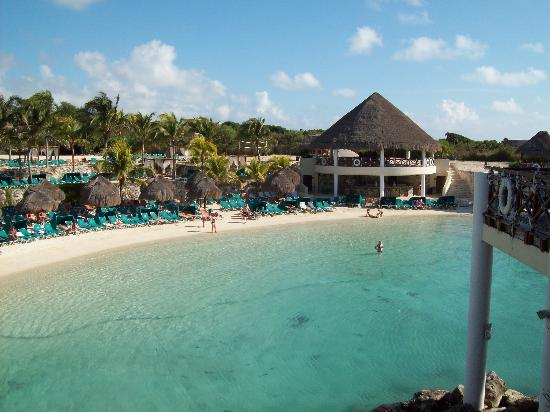 Occidental At Xcaret Destination Beach View Man Made